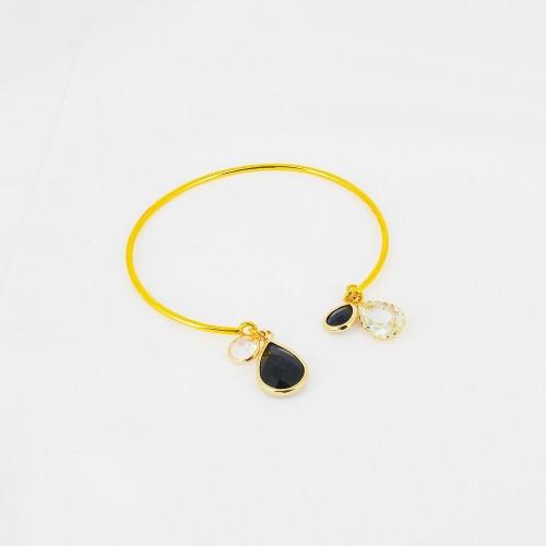 Bracelet ajustable - Poire...