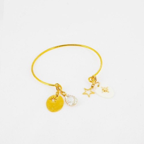 Bracelet ajustable - Jeanne...