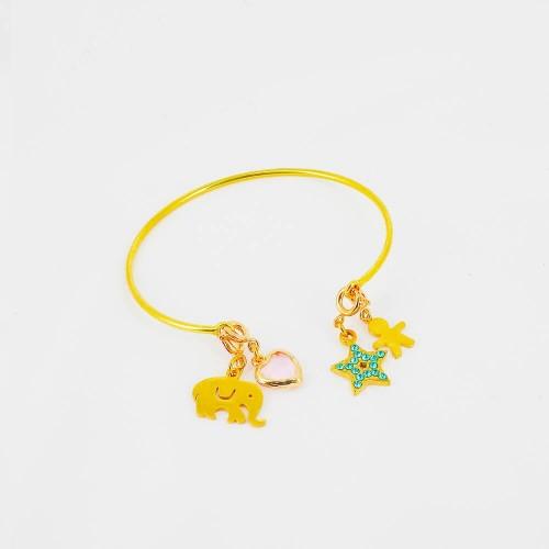 Bracelet ajustable - Zoé -...