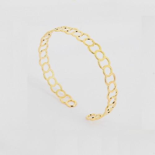 Bracelet Cercle - 10 mm -...